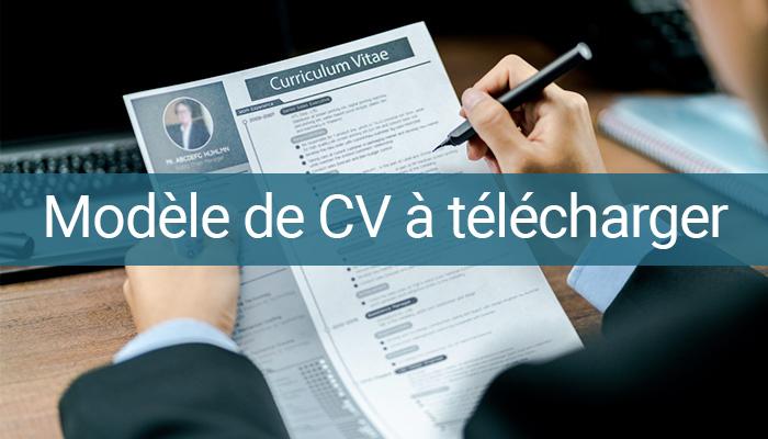 Modéles de CV Candidate Maroc