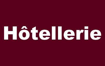 Hôtellerie